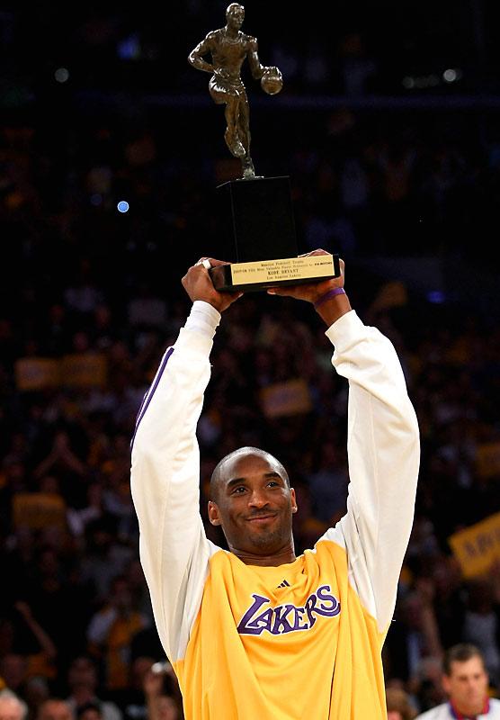 kobe bryant 24 mvp. Kobe Bryant 10Years